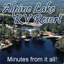 ALpine Lake Camping Resort