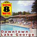 Northland Motor Lodge, Lake George New York