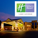 The Holiday Inn Turf in Lake George