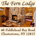 Fern Lodge Luxury Accommodations