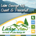 Ledgeview RV Park in Lake George NY