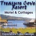 The Treasure Cove Resort of Lake George