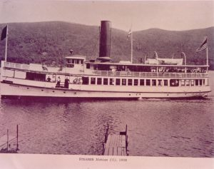The Mohican on Lake George in 1980