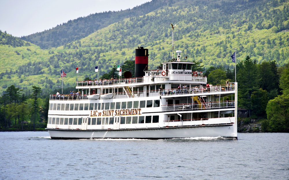 Lake George Steamboat Company Celebrates 200 Years