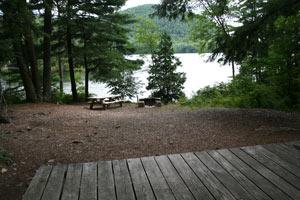 Uncas Island Campsite 11 - Lake George, Ny