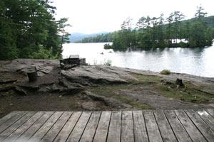 Uncas Island Campsite14 - Lake George, Ny