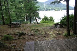 Uncas Island Campsite 15 - Lake George, Ny