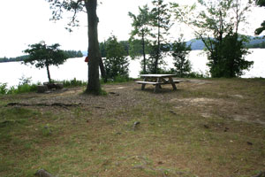 Uncas Island Campsite 5 - Lake George, Ny