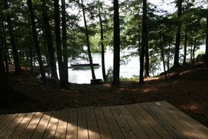 Uncas Island Campsite 6 - Lake George, Ny