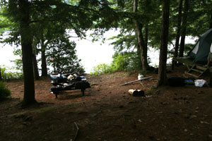 Uncas Island Campsite 7 - Lake George, Ny