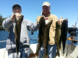 Billy and Hunter Lake George Fishing.jpg
