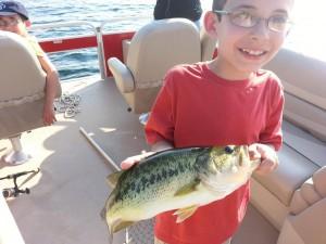 July 5 Joe lands his first fish .jpg