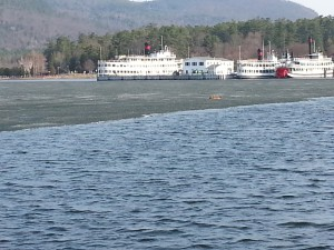 Lake George fishing 2014 ice out tour boats.jpg
