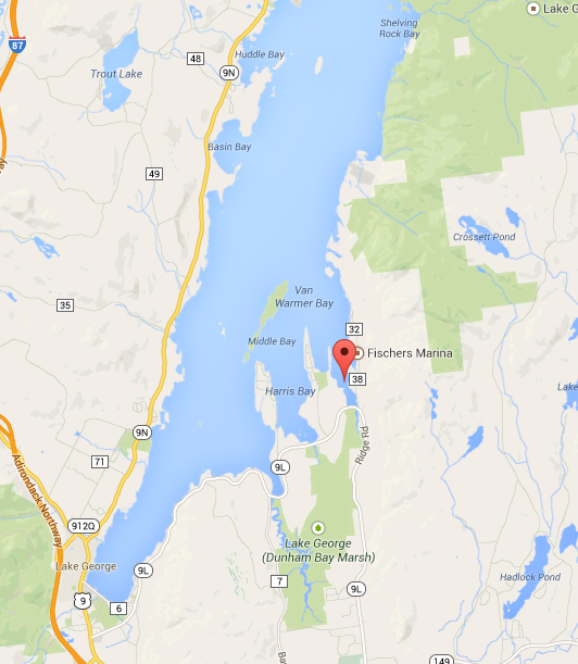 Lake George Plan Your Visit Before You Go At LakeGeorge – Lake George Tourist Map