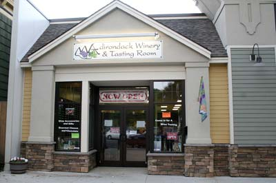 Adirondack Winery & Tasting Room