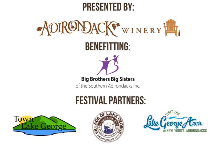 logos of festival sponsors