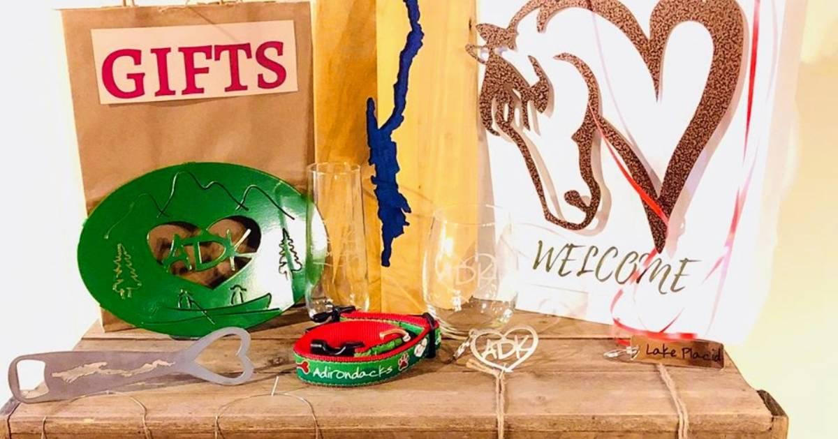 Adirondack-style gifts