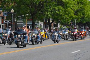 americade motorcycles