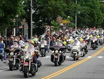 Americade Motorcycle Rally Pictures