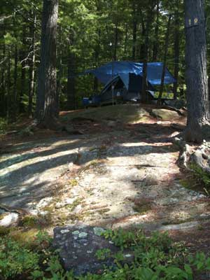 Big Burnt Campsite 19