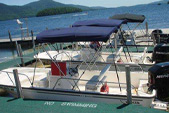 Rent a boat in Lake George NY