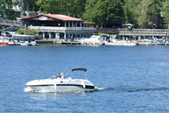 boat on lake george