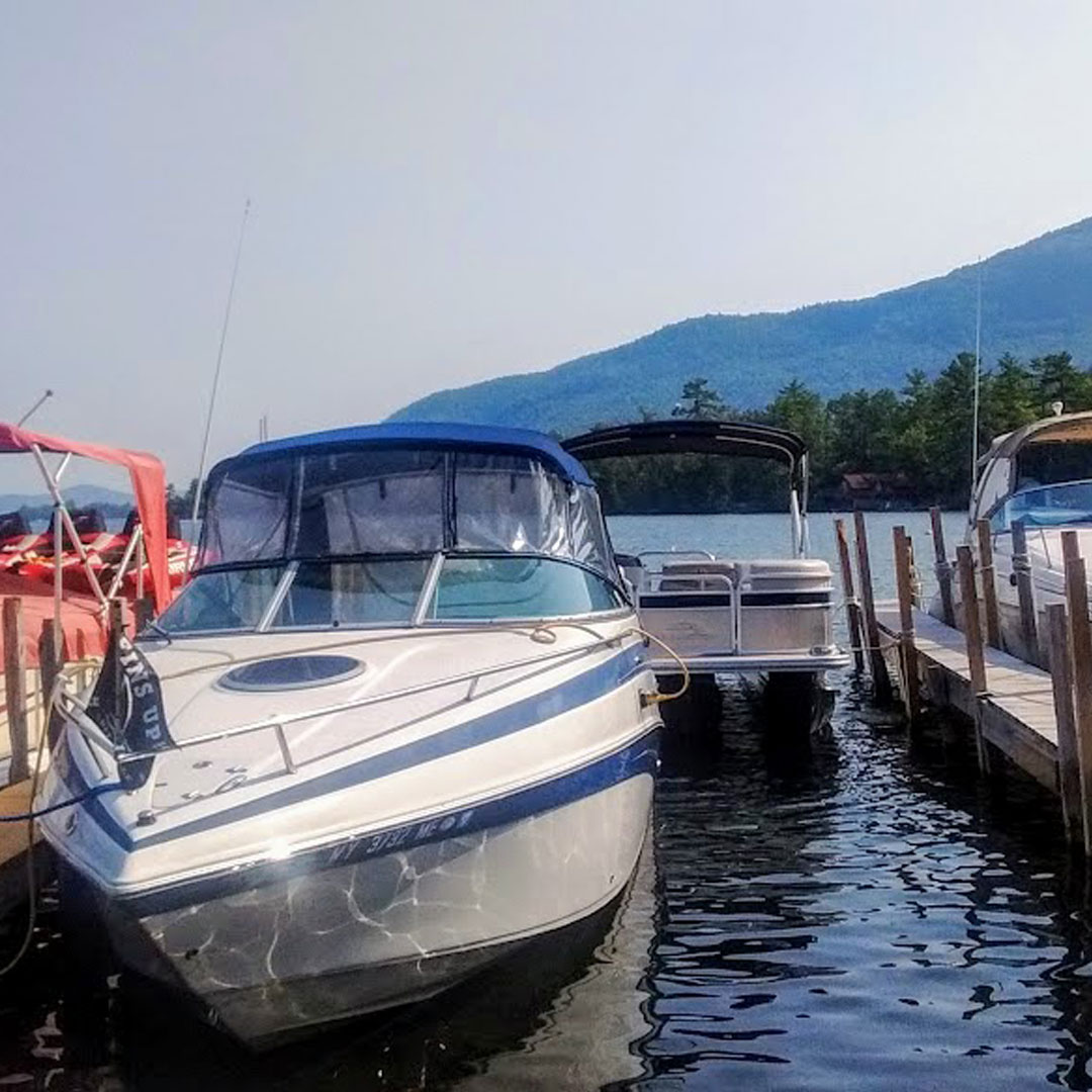 Docks & Launch Sites In Lake George NY - Boating In Lake George