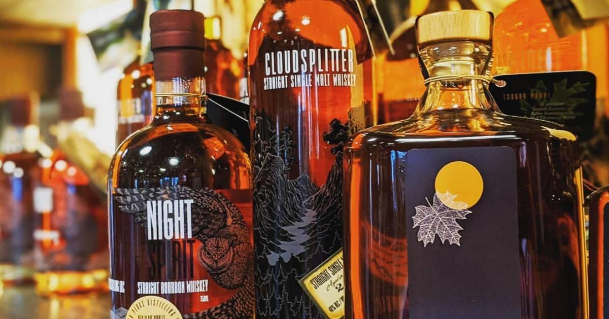 Cloudsplitter whiskey