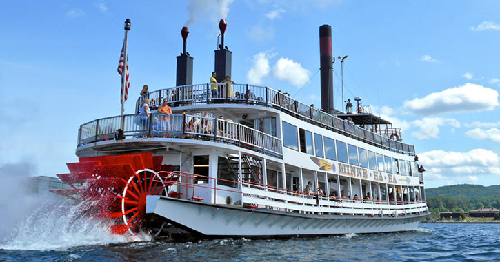 minne ha ha steamboat paddle wheel