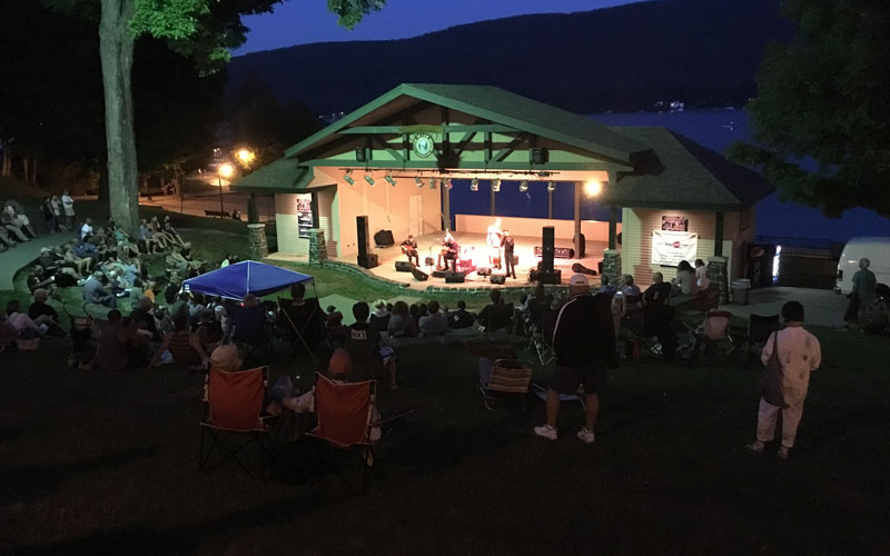 concert shepard park