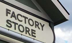 Lake George Factory Outlet Store