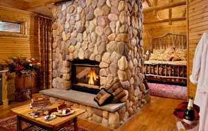 Fern Lodge Luxury Suite