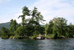 Gem Island- Lake George, New York