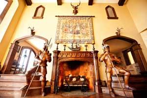 Highlands Castle Living Room