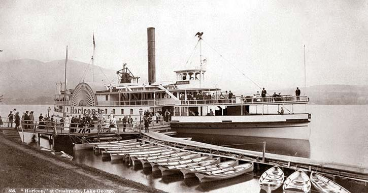 horicon steamboat one