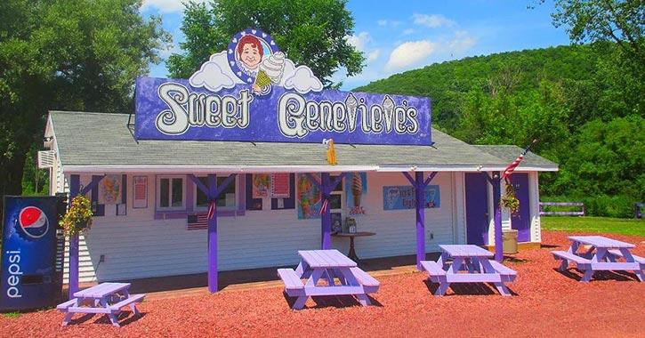 sweet genevieve's building