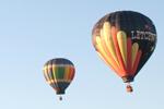 Hot Air Ballooning in Lake George
