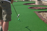 Mini Golf in Lake George