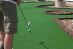 Mini Golf in Lake George