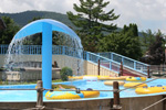 Water Slide World in Lake George