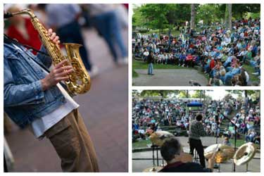 Lake George Jazz Weekend
