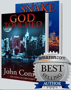 book cover for john conroe