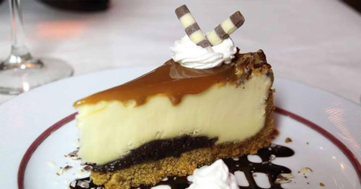 Bistro LeRoux Cheesecake