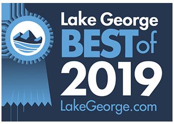 best of lake george 2019 logo