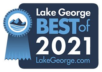 best of lake george 2021 logo