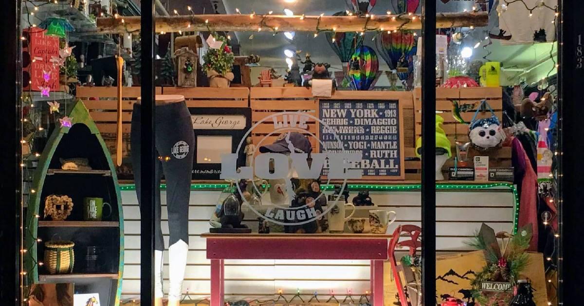storefront at Christamstime