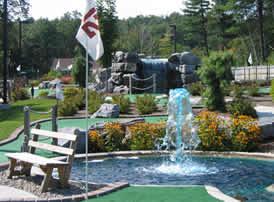 Lumber Jack Pass Miniature Golf
