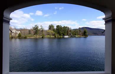 NY Times Lake George