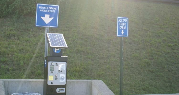 parking meter in lake george