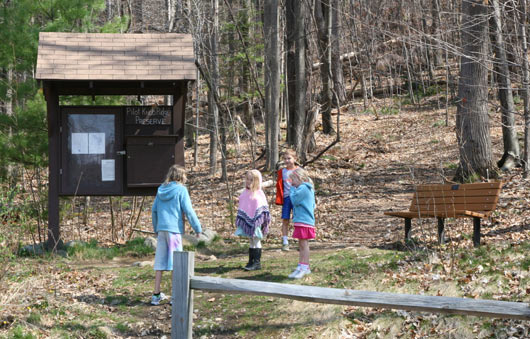 pilot knob hike registration point
